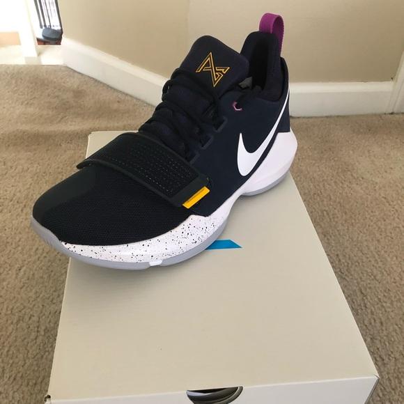 """promo code 9f0e8 a0cdf Nike PG1 """"The Bait"""" Paul George signature shoes"""